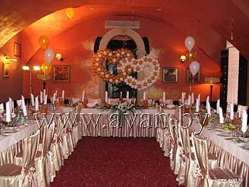 Украшение свадеб и оформление свадебных банкетных залов